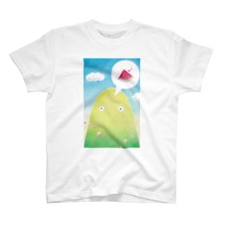 夏山さん T-shirts