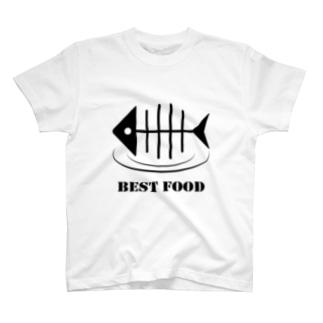 BEST FOOD(Fish) T-shirts