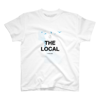THE LOCAL T-shirts