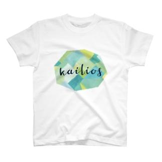 kailiosロゴ T-shirts