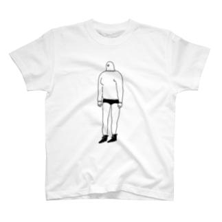 伝説の山男パジャマティー君 T-shirts