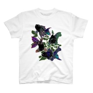 黒オランダ T-shirts