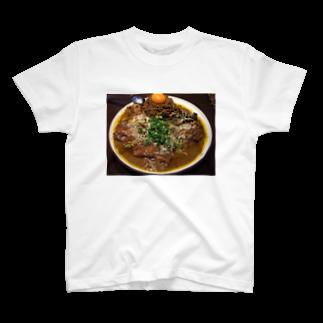 すんすけですけ堂の吉田カレー T-shirts