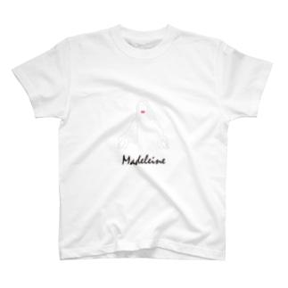 【限定】『マドレーヌ』 それはマグダラのマリアにオマージュを捧げる移動劇場 T-shirts