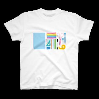 あしなが雑貨店のBUNBOUGUs T-shirts