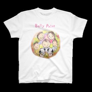 都愛ともかの家族の輪 Tシャツ