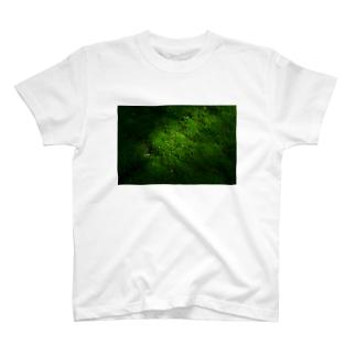 Deep Green T-shirts