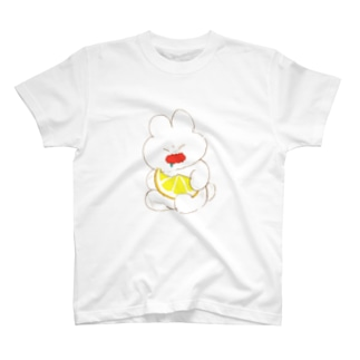すっぱいうさぎ T-shirts