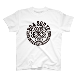 BS Logo white T-shirts