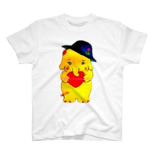 いえろーえれふぁんとがーる。 T-shirts