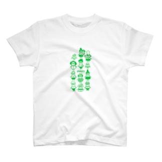 gooppyグッズ T-shirts