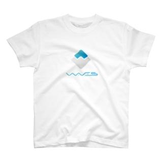 ウェーブス(Waves)Tシャツ T-shirts
