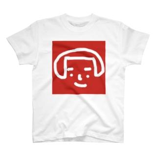 ヘルメットマン⛑ T-shirts