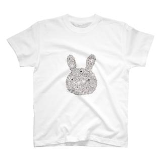 うさぎのなかのうさぎ T-shirts