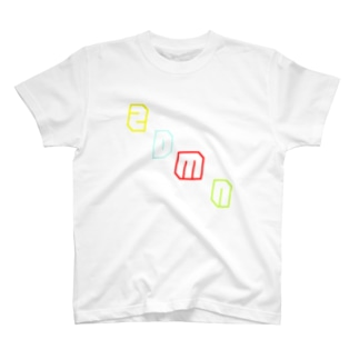 カクカクZDMN T-shirts