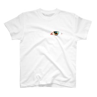 彩リ心ノ眼 T-shirts