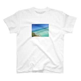 宮古ブルー T-shirts