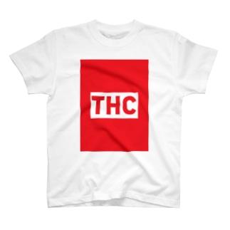 極東きちがい公社のTHC T-shirts