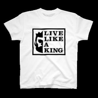 k-lab(ケイラボ)のLILAK (B) Tシャツ