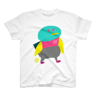 おならちゃんのおならぷーぷとり T-shirts