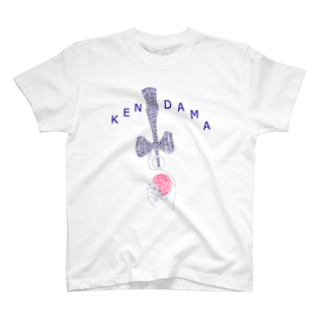 NIKORASU GOのけん玉 T-shirts