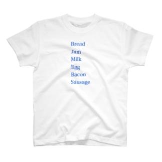 ブレックファーストちゃん T-shirts