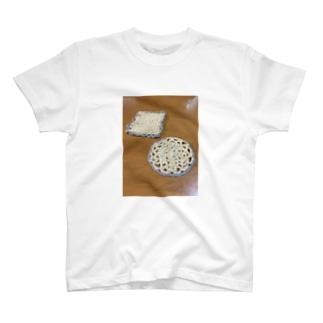 レース編み カントリー T-shirts