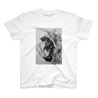 怪しい猫2017 T-shirts