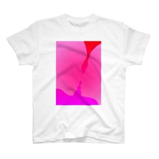 kiss or kiss T-shirts