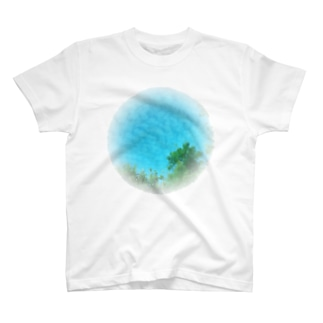 うろこ雲〜! T-shirts