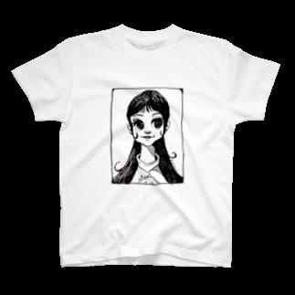 ヤノベケンジアーカイブ&コミュニティのヤノベケンジ《サン・シスター》 T-shirts