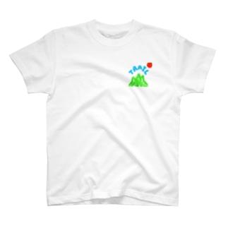 トレイルT T-shirts