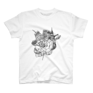 Enigma Object T-shirts