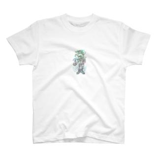 io. item #02 (A Three) T-shirts