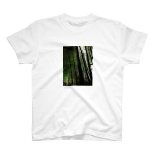 Night bamboo T-shirts