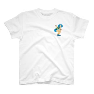 太ももMAX   T-shirts
