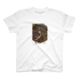 Coffee beans T-shirts