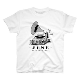 JUNK -mono- T-shirts