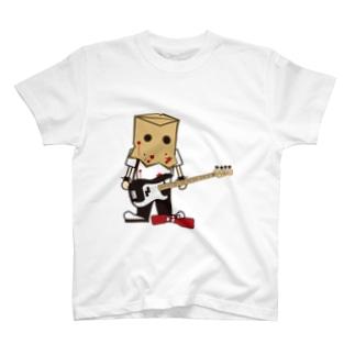 謎のベーシスト T-shirts