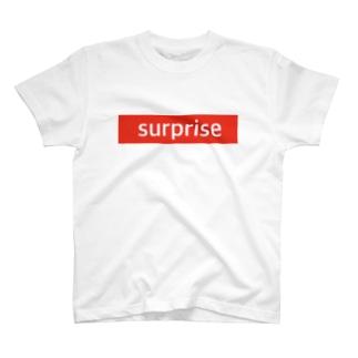 surprise T-shirts
