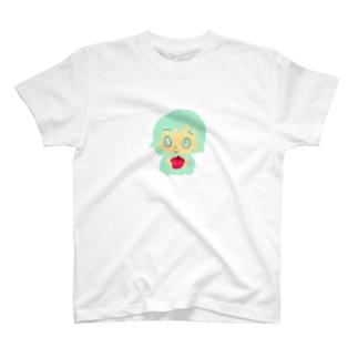 りんごの子 T-shirts