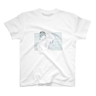 女の友情はハムより薄い T-shirts