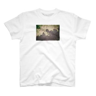 ちず Tシャツ