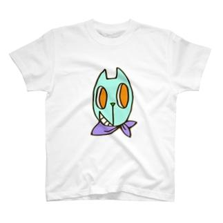 ねこさん T-shirts
