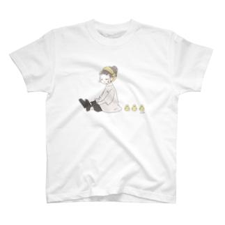 あひるちゃん T-shirts