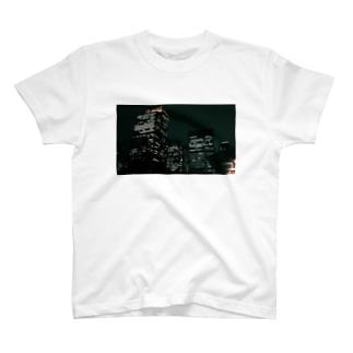 Tokyo night T-shirts