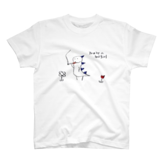 喫煙怪獣 T-shirts