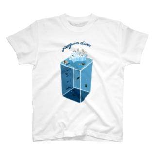 ペンギンダイバー! T-shirts