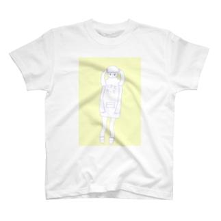 Tommyのりすちゃん T-shirts