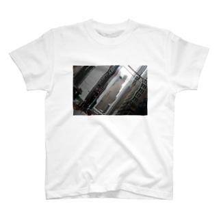 Hong Kong Street Snaps T-shirts